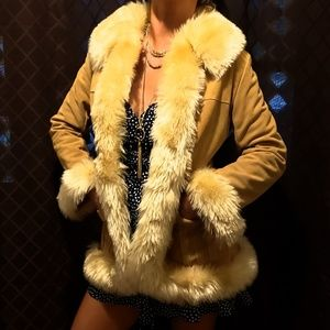 🔥✌GORGEOUS✌🔥 Vintage 70's Penny Lane Coat